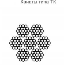 Канат стальной ГОСТ 2172-80