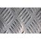 Алюминиевый лист рифленый квинтет  (1)