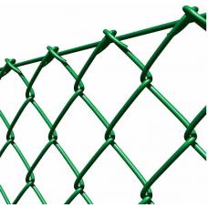 Сетка рабица с Полимерным покрытием (цветная)